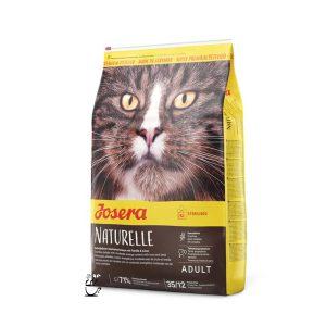 غذای خشک جوسرا مخصوص گربه عقیم و داخل خانه