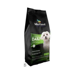 غذای خشک مخصوص توله سگ نژاد کوچک برند مفید