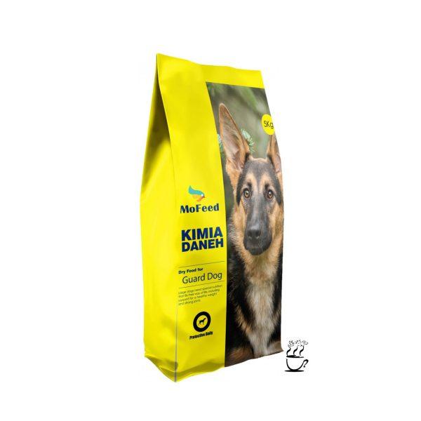 غذای خشک مخصوص سگ های بالغ نژاد بزرگ برند مفید