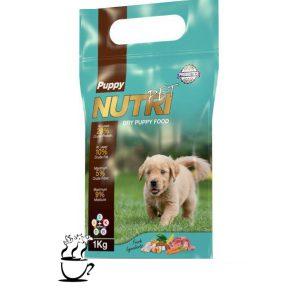غذای خشک مخصوص توله سگ نوتری 29%