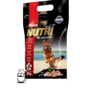 غذای خشک نوتری29% مخصوص سگهای بالغ، 2 کیلوگرم