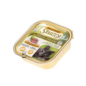 خوراک گربه بالغ استوزی