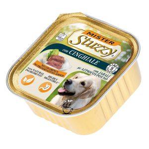 خوراک سگ استوزی با طعم گراز وحشی