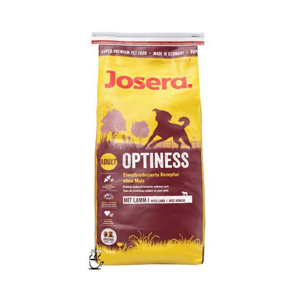 غذای خشک Optiness جوسرا مخصوص سگ های بالغ نژاد بزرگ