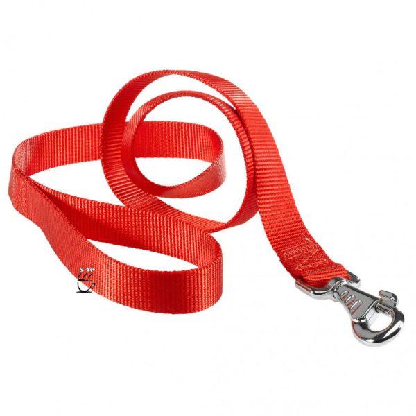 بند قلاده قرمز فرپلاست سایز XS