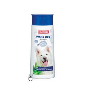 شامپو بیفار مخصوص سگ های سفید