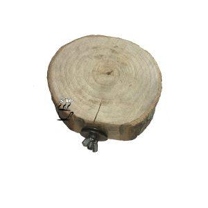 نشیمن چوبی پرنده