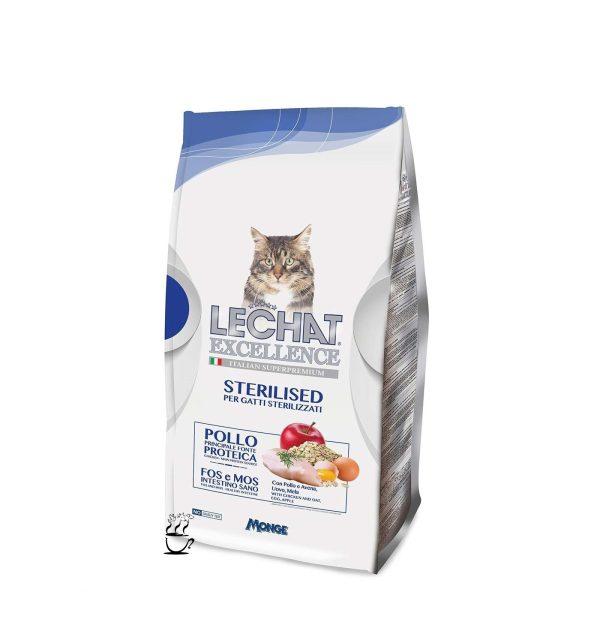 غذای خشک لیچت مخصوص گربه عقیم شده