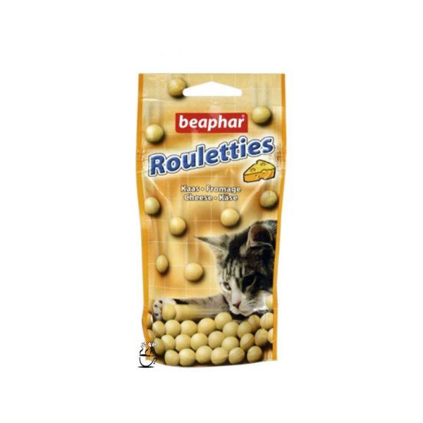 اسنک رولتیز پنیری بیفار مخصوص گربه