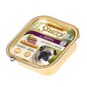 خوراک سگ بالغ استوزی با طعم سیرابی