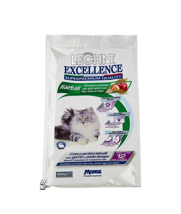 غذای خشک هیربال لیچت مخصوص گربه بالغ
