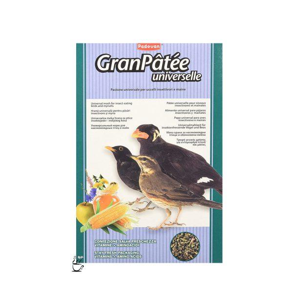 غذای یونیورسال مرغ مینا و پرندگان حشره خوار