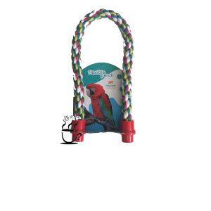 طناب نشستن پرنده قابل انعطاف سایز L