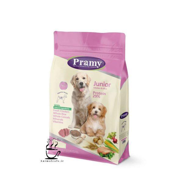 غذای خشک پرامی Pramy مخصوص توله سگ 1.5 Kg
