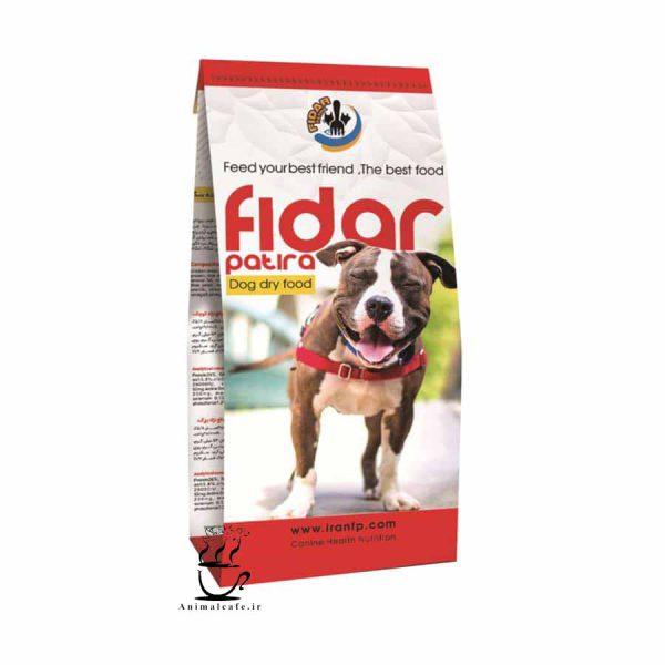 غذای خشک فیدار Fidar مخصوص سگ بالغ نژاد بزرگ 2 Kg (فله)