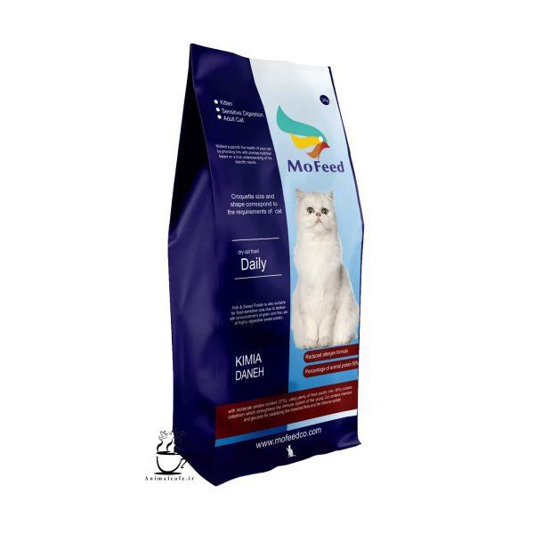 غذای خشک Mofeeed مفید مخصوص گربه بالغ 2 Kg