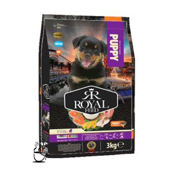 غذای خشک Royalfeed مخصوص توله سگ