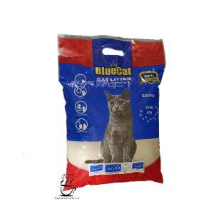 خاک گربه بلوکت Bluecat ساده 10 Kg