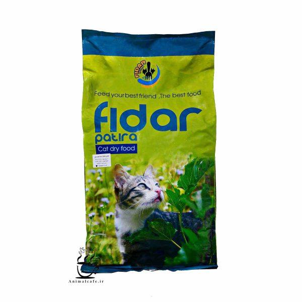 غذای خشک فیدار Fidar مخصوص گربه بالغ 10 Kg