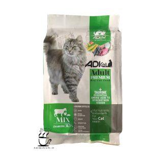 غذای خشک ادی Adi مخصوص گربه بالغ 2 Kg
