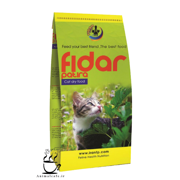 غذای خشک فیدار Feedar مخصوص گربه بالغ 10 Kg