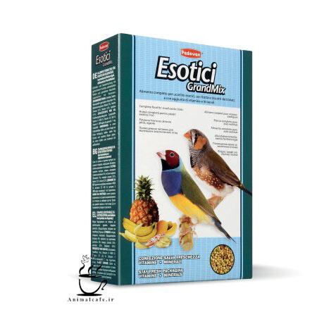 غذای فنچوسایر پرندگان کوچک پادوان Padovan مدل گرندمیکس 400g